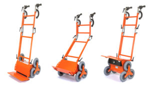 Carrello per scale Mario Senior SSN