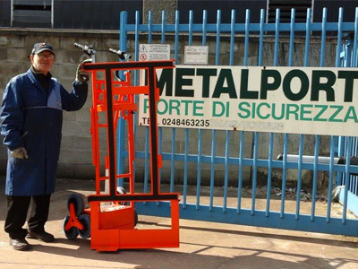 porte di sicurezza metalport